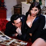 """Ivy Lebelle – Bossy Step Sister Says """"Taste Me"""" – Family Gothic Porn HD mp4 2018"""