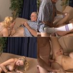 Taboo-Fantasy – Take it in the cunt & in the face – Daddy gives her a spanking FullHD mp4
