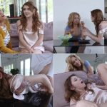 Rosalyn Sphinx – The Sex Crazed Kids – Mommy Watch How her Son fuck Sister SD [1080p/2018]