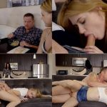 Hannah Hays – Fathers Day Fuck – Dad fuck me while Mom is cooking HD [720p/FamilyPies/2018]