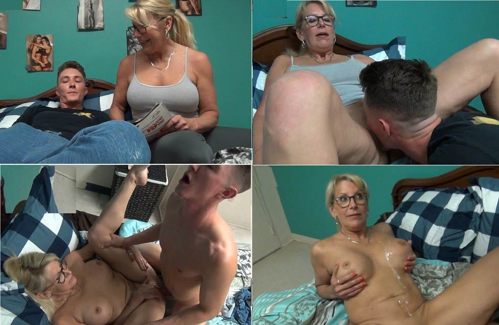 Taboo Fantasy Mommys Bedtime Story Son Cum On Mommys Big Tits Fullhd Avi P