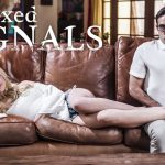 Kenna James, Mindi Mink – Mixed Signals – Sister fuck nerd Brother HD [1080p/2018]
