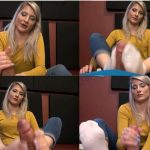 Bratty Babes Own You – My Sister Maia's Stinky Smelly Footjob FullHD mp4 [1080p/2018]