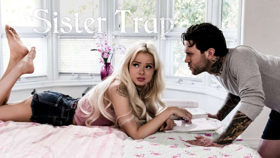 Elsa Jean – My Small Sister fell into my Trap HD – Scandal Taboo Video mp4 [720p/2018]