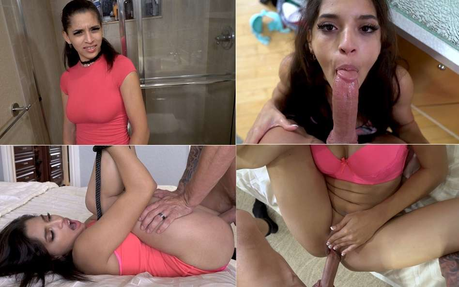 Gabriela Lopez Stepdads Secret Kink Pov Family Porn Sd Mp4 2018