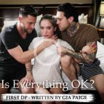 My Small Sister gets first DP in her life – Gia Paige – Is Everything Ok? HD mp4 [720p/2018]