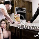 Jane Wilde, Zachary Wild – Brotherly Love in parents house FullHD mp4 [1080p/2018]