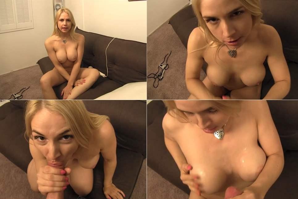 Taboo Pov Sarah Vandella – Nympho Stepmom jerks me off HD mp4  [720p/ErosArts/2018]