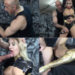 SuperHeroines, Mixed Wrestling, Maledom – Night Force – Arrogant Superheroine Receives Torturous Payback HD mp4 [720p/2018]