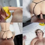 Jenna Jones – Mommy Calming my Cock – POV Family Porn Video SD mp4 2018