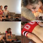 Erin Electra – Daughter Watching football with my Daddy HD [720p/2018]
