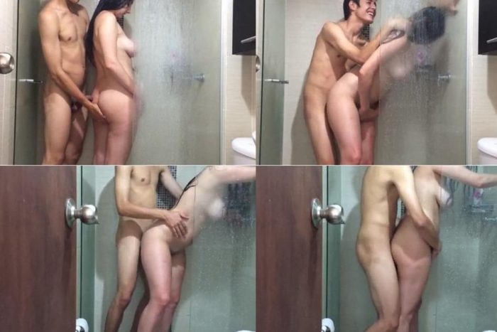 Brother Fucks Sister Shower