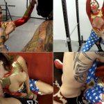 Primal's SUPERHEROINE – Melissa Moore – The End of Wonder Girl HD mp4