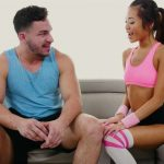 Vina Sky, Peter Green – Vina Sky Rides Her Stepbrother's HUGE Cock SD mp4 2019