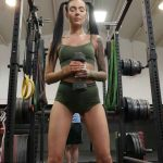 Training with My Big Bro – Marley Brinx pumps iron while riding her step bro's cock SD mp4 2019