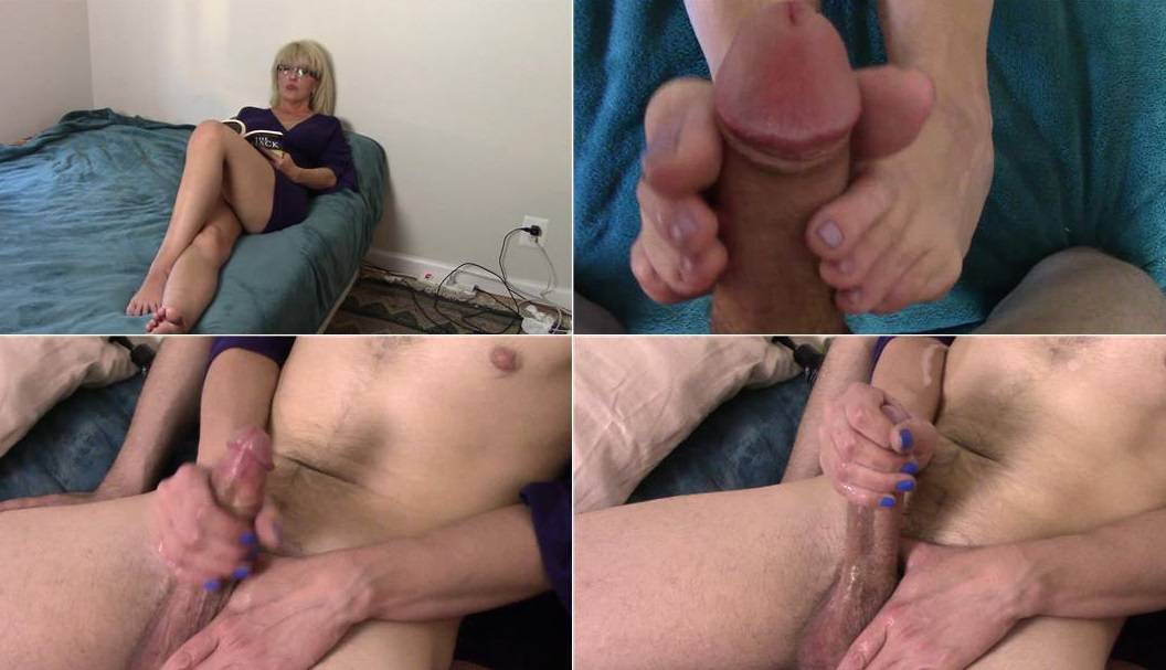 Webcam Family adult stories – Cum for Mommy – Mommy Always Gives In: ToeJob to Head Pulsing Handjob FullHD mp4