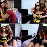 Cory's Super Heroine Adventures – Cory Chase, Ashley Adams in Brain Drain vs Batgirl Next FullHD mp4