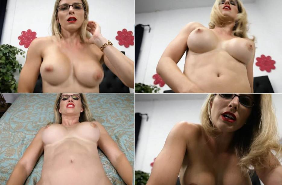 Jerky Wives - Cory Chase - Mommy Says Shut Up and Fuck Me