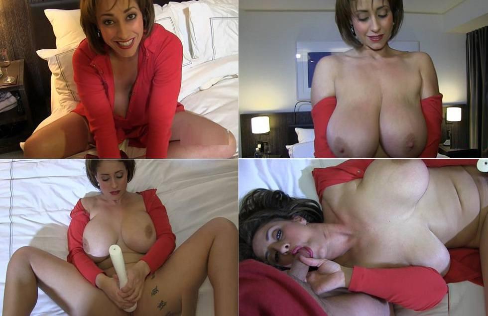 Eva Notty - Late Night Sex With My hot Mom