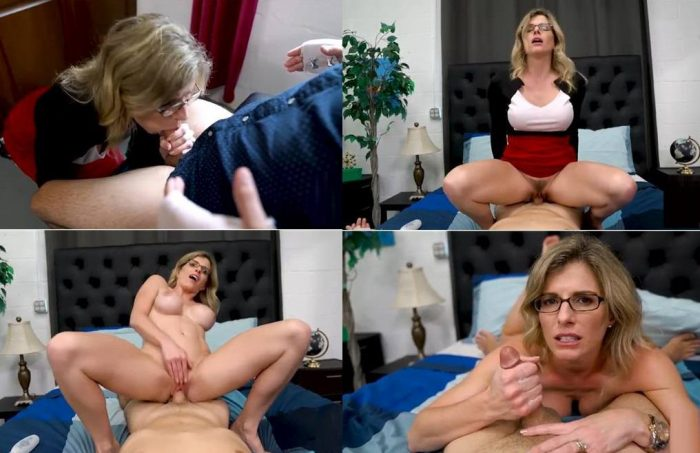 Sexy Milf Mom Fucks Son
