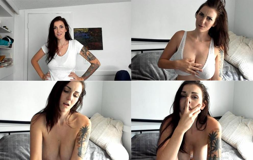 Kelly Payne – Jerking Off To Moms Bras Nose Fetish - Son you like this piggy nose to? HD mp4 720p