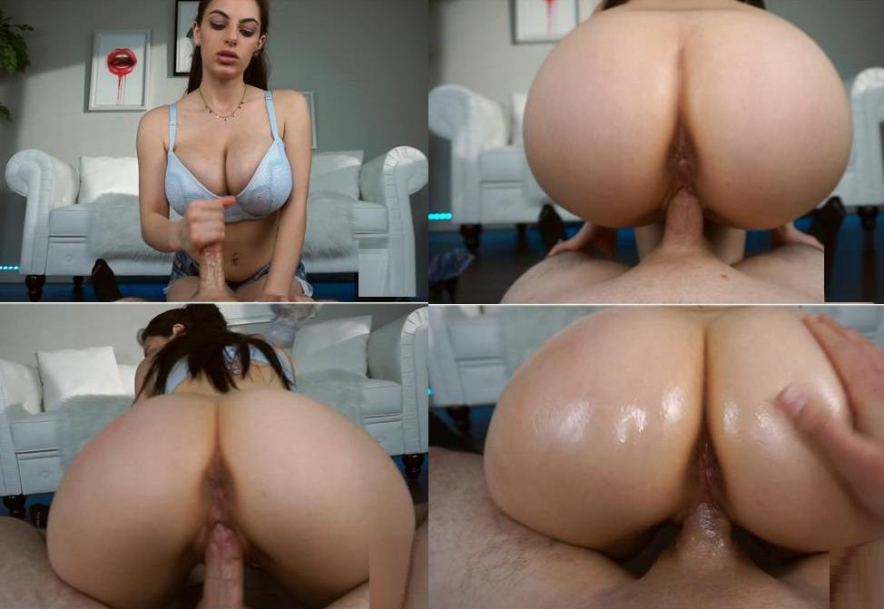 MissAlexaPearl – Sister Reverse Cowgirl Fucking – Sister`s Oil big ass FullHD mp4 1080p