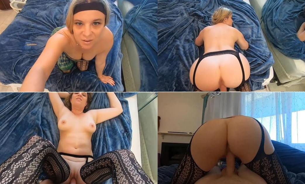 [Incest 2019] Mommy lets you fuck her pussy POV – Erin Electra, Matthias Christ HD mp4