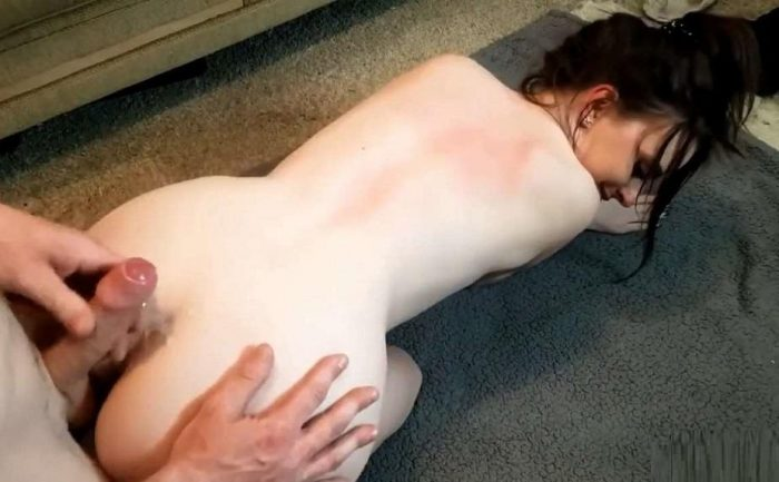 First Time Anal Interracial