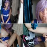 Bunnie Hughes – Daddy's Captive Cheerleader Daughter – Playing with Daddy`s Big Dick FullHD mp4 1080p