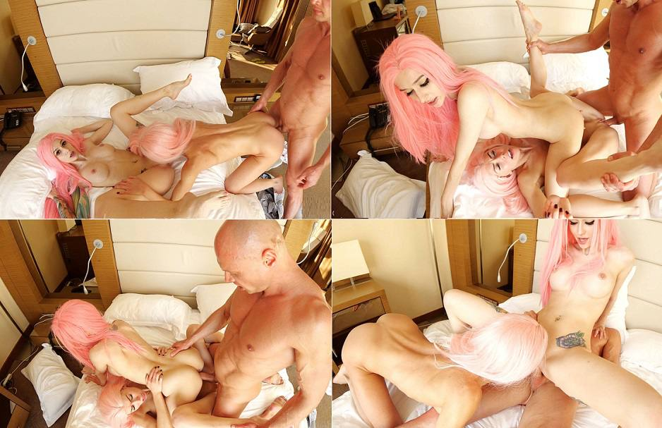 Purple_Bitch and MiaBandini - Shared BF`s fick with My Sister