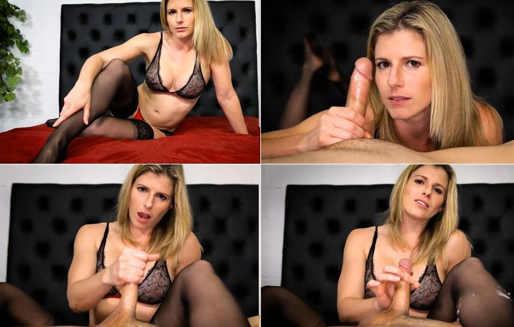 Kinki Cory - Cory Chase in Watch Me Stroke a Real Man