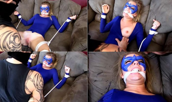 Blue Guardian - Trisha Parks - Taken by the Contractor