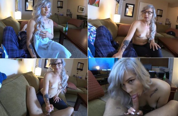 Undercover Sluts - Holli Wood - Sister Takes Care of Sick Brother
