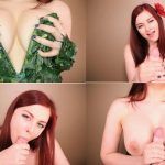 Comic book roleplay – Ellie Idol – Poison Ivy Extracts Your Seed FullHD mp4 [1080p/2019]