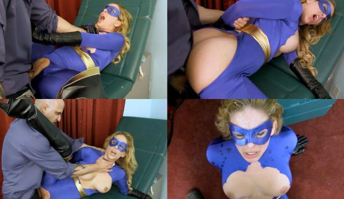 Primal's SUPERHEROINE SHAME Cherie Deville Imperia - Vulnerable and Violated HD mp4