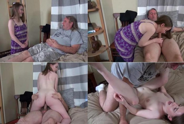 Real porn father fucking his retarded daughter