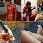 Manyvids Superheroine Porn – Alex Coal, Rion King – Hero Captured And Milked Three Ways FullHD mp4 [1080p/2019]