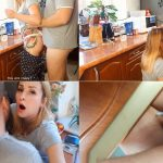 Emma Lovare My Sister Veronica in the kitchen – real family sex HD avi [720p/2019]