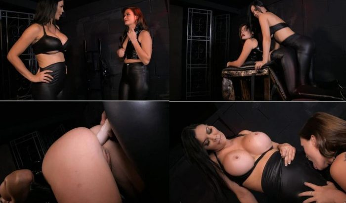 ManyVids Taboo Stories - SkinTightHotties in Fucked & Dommed by Her Stepmom