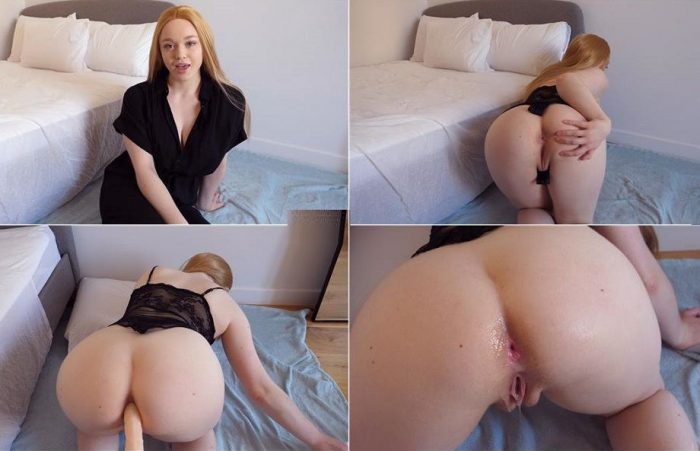 Brother takes sister's anal virginity - Sarah Calanthe