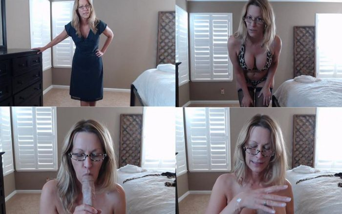 Mom Was A Stripper Son Blackmails Her - Jess Ryan – Manyvids FullHD mp4