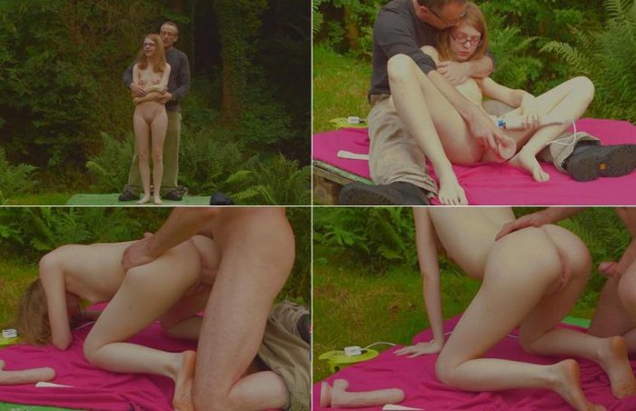 Father and daughter sex scene
