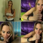 Manyvids porn – Naughty Vicky Vixxx – Daddy blackmails me for a bj FullHD mp4 1080p