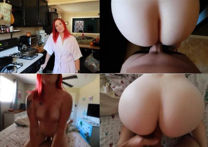 Mom Cant get Enough of my Cock