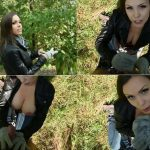 ImMeganLive – A STEPMOM'S TOUCH – LET'S PLAY OUTSIDE HD