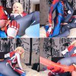 Manyvids Purple Bitch – Spidey Fucks Gwen's Holes FullHD 2020