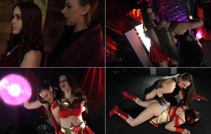 Lady Athena: A Luciafilms Custom Movie FullHD 2020