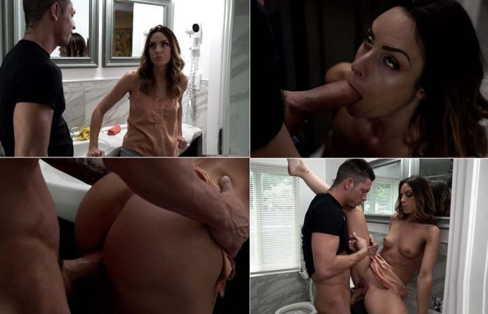 Jaimie Vine - My Step-Sister Has a Secret Brother don`t talk Mommy FullHD 2020