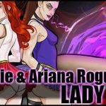 Lady Athena A Luciafilms Custom Movie – Multiple Transformation Sequences FullHD 2020