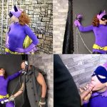 Primal's Disgraced Superheroines Callie Calypso – Bat Gurl – How Far To Go To Protect A Secret XXX HD